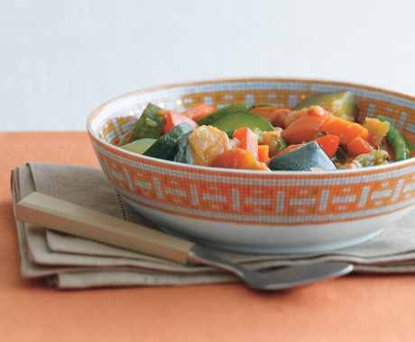 Italian Vegetable Stew (Ciambotta)