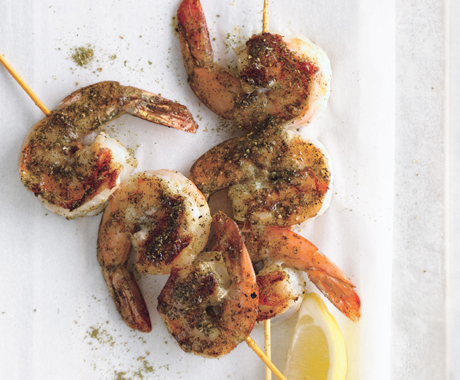 Shrimp Spice Rub