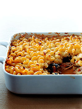 Eggplant and Veal Pastitsio