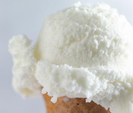 Tangy Frozen Greek Yogurt