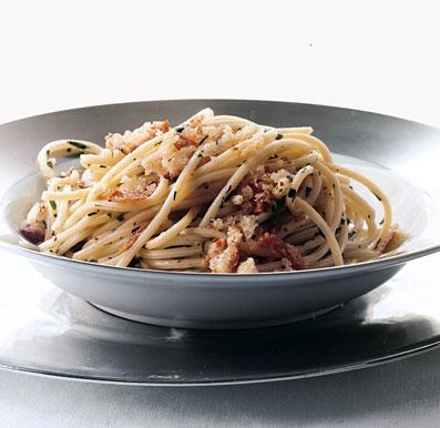 Winter Herb Pasta