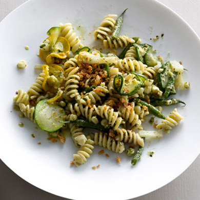 Pasta with Pesto My Way
