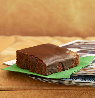 Chocolate-Stout Brownies