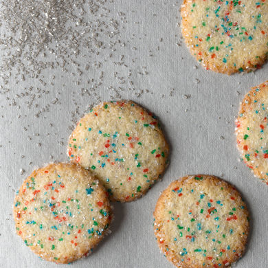 Buttery Sugar Cookies