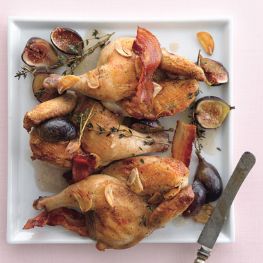 Figgy Piggy Cornish Hens