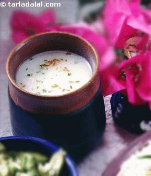 Chaas ( Gujarati Recipe)