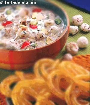 Makhane ki Kheer ( Roz ka Khana Recipe)