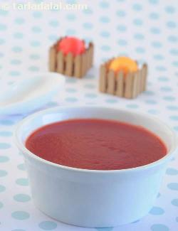 Beetroot and Carrot Soup ( Baby and Toddler Recipe)