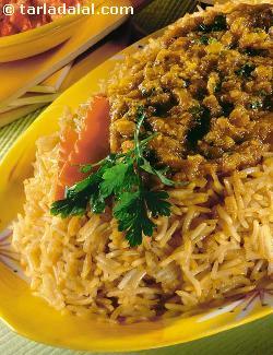 Dhan-saak Rice