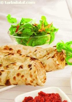 Nutritious Tandoori Rotis