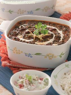 Dal Makhani ( Punjabi Recipe )