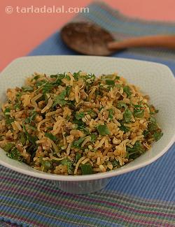 Sprout Pulao