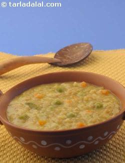 Nourishing Khichdi