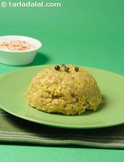Moong and Buckwheat Khichdi