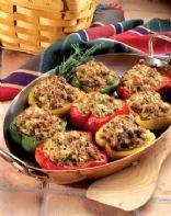 Turkey Stuffed Pepper