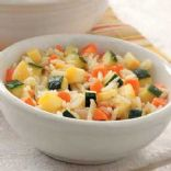 Rice with Summer Squash