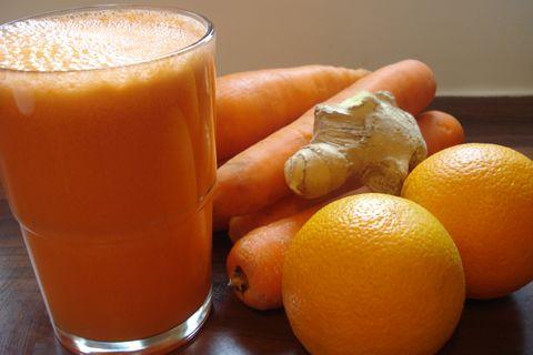 Skin detox juice