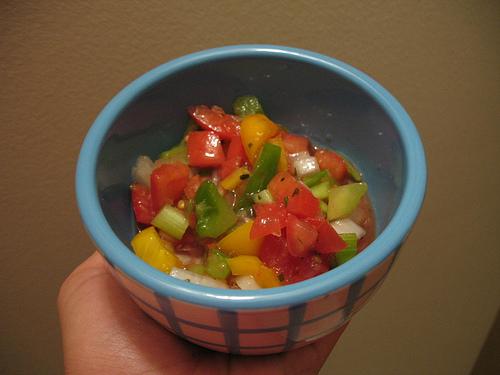 Fresh, Delicious Salsa!!