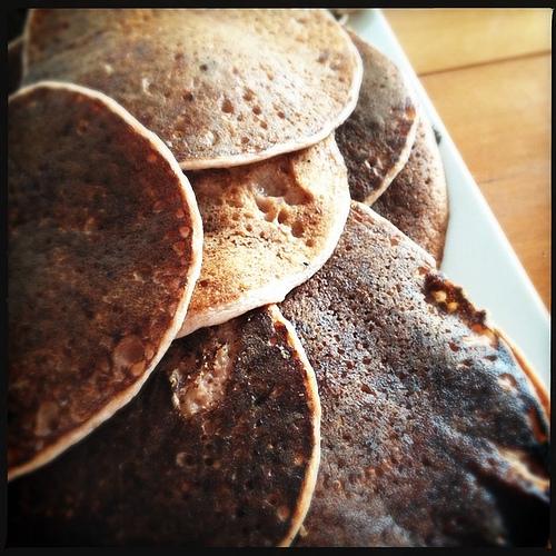 Rasberry Pancake