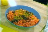 Carrot Raisin Salad w/out mayo