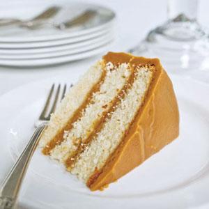 Revelatory Caramel Cake