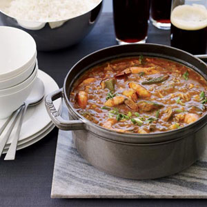 Shrimp-and-Crab Gumbo