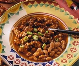 Texas-Style Chili