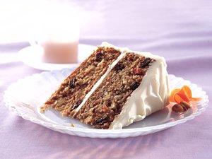 """Ultimate """"24-Carat"""" Cake"""