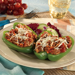 Good-For-You Stuffed Peppers