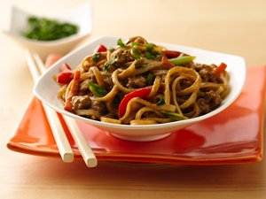Spicy Szechuan Noodles