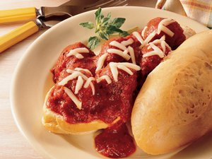 Meatball Hoagies