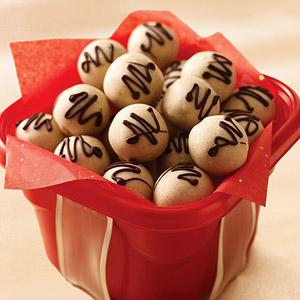 NILLA Tiramisu Cookie Balls