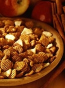 Crispix Mix® Cinnamon Apple Crunch