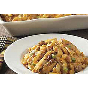 Chicken Fiesta Chili Mac