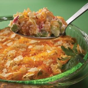 Baked Chik Salad