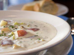 Boston's Best Clam Chowder