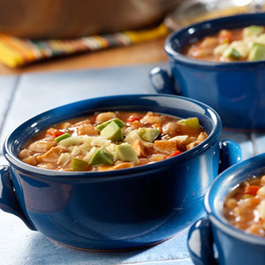 Southwestern Chicken Chili