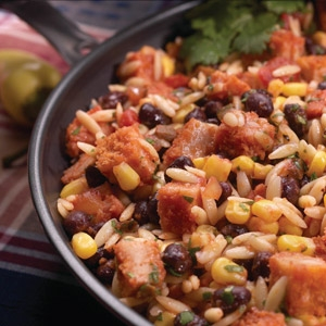 Southwest Skillet Supper