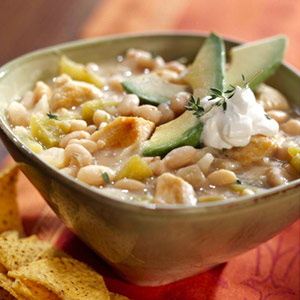 Fix-and-Forget White Chili