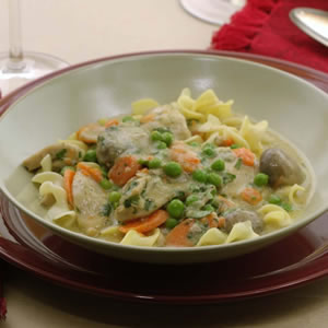 Rich Chicken Stew