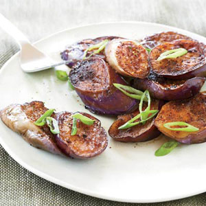 Japanese Spiced Eggplant