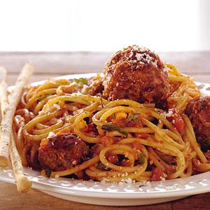 Handmade Italian Meatballs