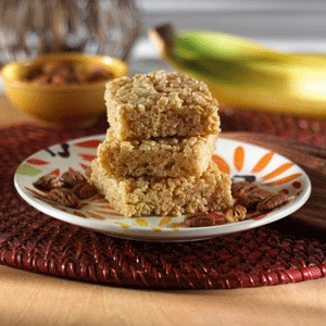 Banana Nut Kellogg's® Rice Krispies Treats®