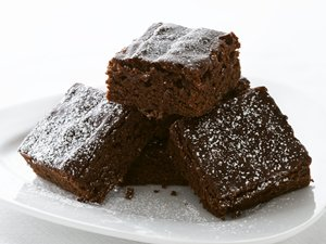 """Healthified"" Chocolate Lovers' Brownies"
