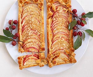 Ginger and Apple Sled Tarts