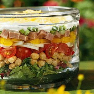 The New Layered Salad