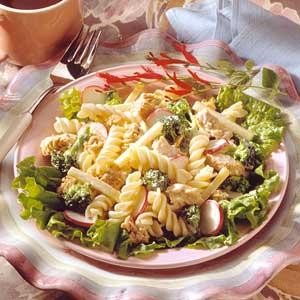 Salmon-Pasta Salad