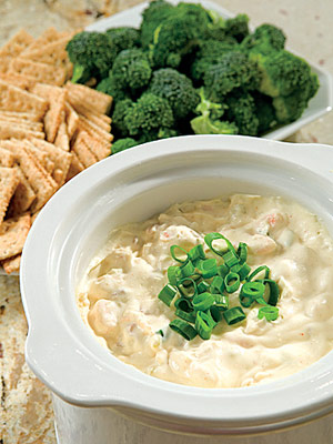 Shrimp and Bacon Dip