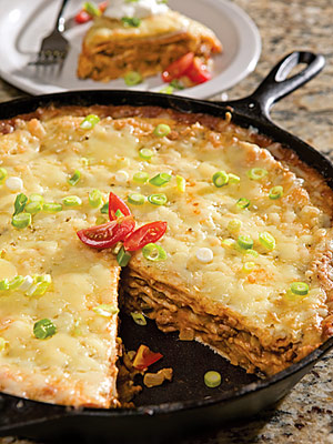 Baked Mexican Pie