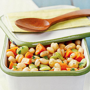 Cilantro Three-Bean Salad